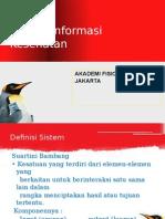 Sistem Informasi Kesehatan FT