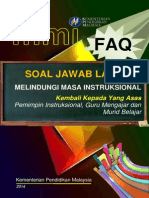 Buku Soal Jawab Lazim Amalan MMI 2014