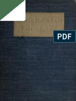 Abbott -  Macedonian Floklore (1903)