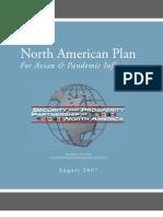 NAU Pandemic Plan 2007