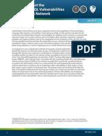 FactSheet SQL Vulnerabilities