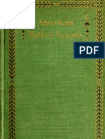 American Myths and Legends Vol 2