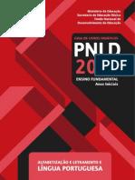 Pnld 2016 Alfabetizacao e Letramento e Lingua Portuguesa