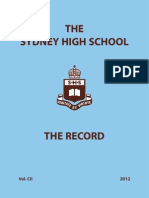 TheRecord 2012 (1) sbhs