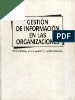 Gestion de Informacion de Las Organizaciones