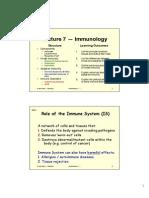 07. Immunology