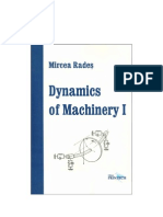 M. Rades - Dynamics of Machinery 1