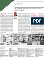 Belmiro de Azevedo e os 20 anos do Público