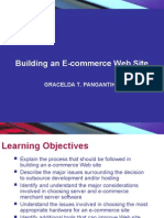 Building an E-Commerce Web Site