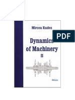 M Rades - Dynamics of Machinery 2