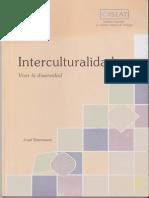 Estermann Josef - Interculturalidad - Vivir La Diversidad