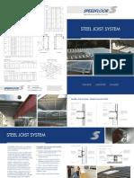 5.22 d Steel Joist System Brochure June 2013