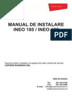 Manual de Instalare INEO 165,185 RO_final