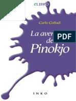 [Esperanto eBook Elibro] - Carlo Collodi - La Aventuroj de Pinokjo