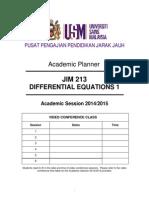 jim213- academic planner