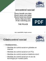 Cibercontrol Social