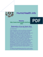Humichealth.info -05.1 Mineral Supplement a Ion - Hungarian Study