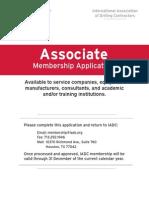 IADC Associate Web