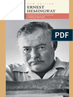 Bloom's Modern Critical Views - Ernest Hemingway