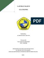 Case Sulit - Glaukoma Umar