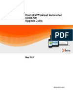 Control m Workload Automation v8 Upgrade Guide