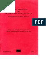 Haber. Caspinchango, La Ruptura Metafísica y La Cuestión Colonial en La Arqueología Sudamericana