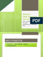 Referat jiwa antipsikotik