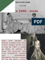 1930 a 1960 – moda