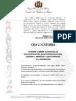 Cumbre Espanol 2015 descolonizacion