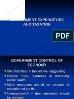 GOVERNMENT EXPENDITURE AND TAXATION.ppt