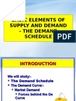 LEC 5 BASIC ELEMENTS OF DEMAND AND SUPPLY.ppt