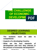 LEC 41 THE CHALLENGE OF ECO DEV.ppt