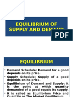 Lect 10 - Equilbrium of Supply and demand.ppt