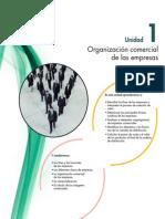Organización Comercial de la Empresas