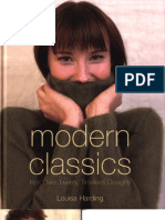 Knitting) Louisa Harding - Modern Classics