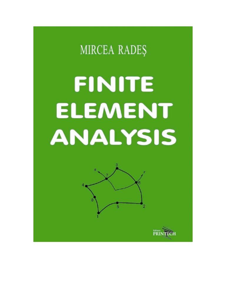 M rades finite element analysis finite element method matrix m rades finite element analysis finite element method matrix mathematics fandeluxe Images