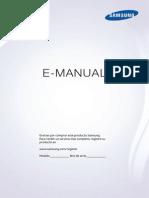 manual samsung tv uhd español