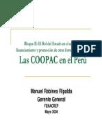 Las Coopac en El Peru