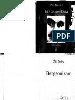 Bergsonizam, Žil Delez