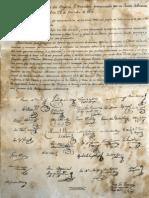 Acta Independencia del Imperio Mexicano