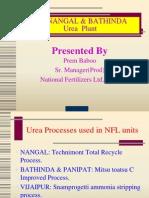 urea plant india