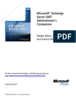 ExchangeServer2007 AdminComp Chapter 02
