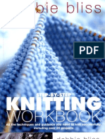 Debbie Bliss - Step-by-step Knitting Workbook