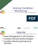 Optimizing Condition Monitoring