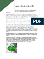 Método de Elaboración Industrial Del Jabón