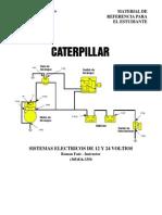Manual 24V Caterpillar