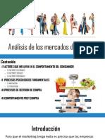 Analisis de Los Mercados de Consumo