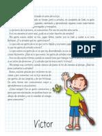 Carta de Saludo Para Las Familias de Los NINOS-para Imprimir