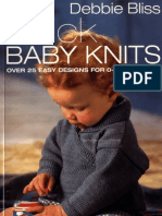 Debbie Bliss - Quick Baby Knits