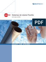 Sistemas de Tuberia Flowtite Para Proyectos Agua Potable